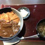 新潟 人気のタレカツ【かつ丼 政家(まつりや)】タレカツカレー食べた☆