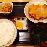 新潟 昔ながらの雰囲気【ラーメン・定食 なかや】日替わりランチ食べた☆