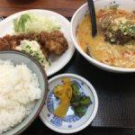 新潟 長岡の有名店【金子屋 蓮潟店(はすがた)】日替わり食べた☆