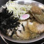 新潟 一杯の芸術【らーめん勝(まさる)】燕三条系らーめん食べた☆