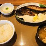 新潟 江南区でごはん食べ放題【やよい軒 亀田店】大ぶりなサバ定食☆