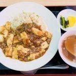 新潟 東区の中華料理店【中華厨房 TOTO龍(トトロン)】マーボーチャーハン食べた☆