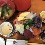 新潟 中央区の寿司屋【海鮮鮨市場 魚がし(うおがし)】ちらし寿司ランチ☆