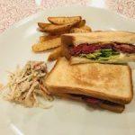 新潟 中央区のアメリカ料理【Sally's Diner(サリーズダイナー)】ハンバーガー&パンケーキ☆