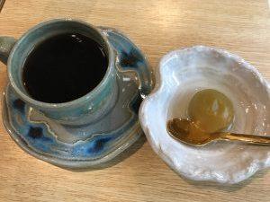本ん万 コーヒーとデザート