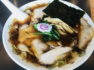 青島食堂 チャーシュー麺