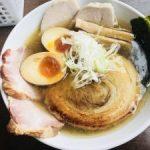新潟 中央区の人気店【麺や 真玄(しんげん)】三種チャーシュー盛り☆