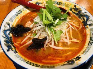 広東ヌードルアピタ新潟西店 トムヤムクン麺