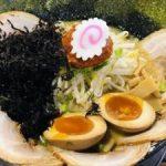 こってりランキング第1位【麺屋 しゃがら 弁天橋店】最高値らーめん食べた☆